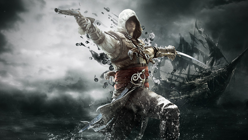 Wii uassassins creed iv voltagebd Image collections