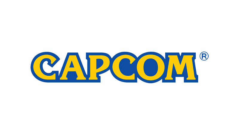 Capcom カプコン ロゴ