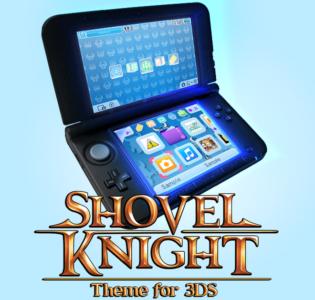Shovel Knight 3DS Theme イメージ