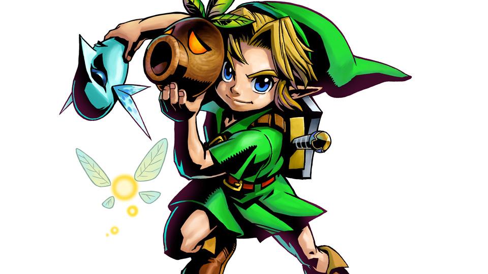 3DS『ゼルダの伝説 ムジュラの仮面3D』を制作中のグレッゾ、背景デザイナーを募集