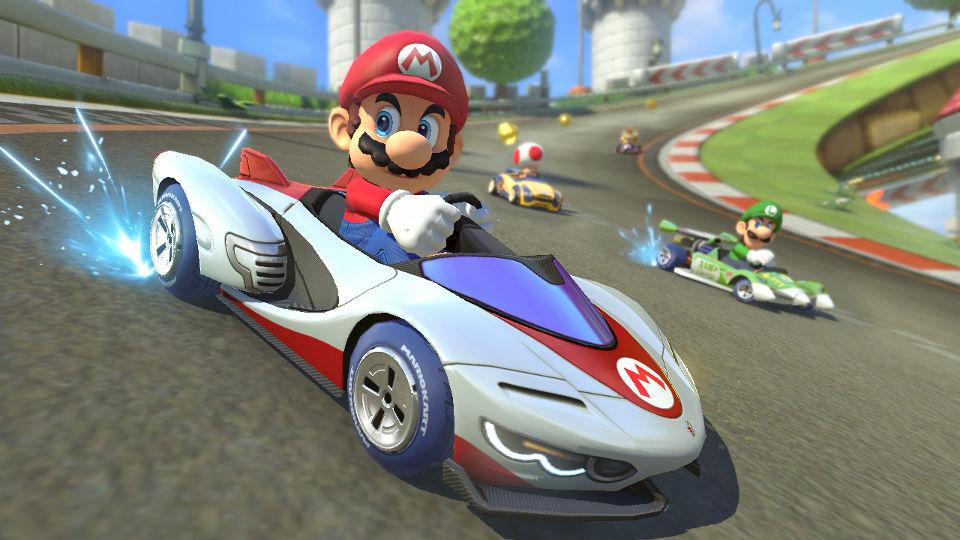 『マリオカート8』の200cc映像、『スマブラ3DS/WiiU』にリュウ参戦の噂、UnityがNew3DSに対応など、2015年4月13日~19日の人気記事10選