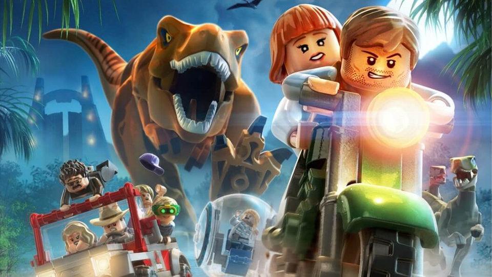『LEGOジュラシック・ワールド』、国内発売が11月に決定。映画4作品を追体験できるアクションアドベンチャー