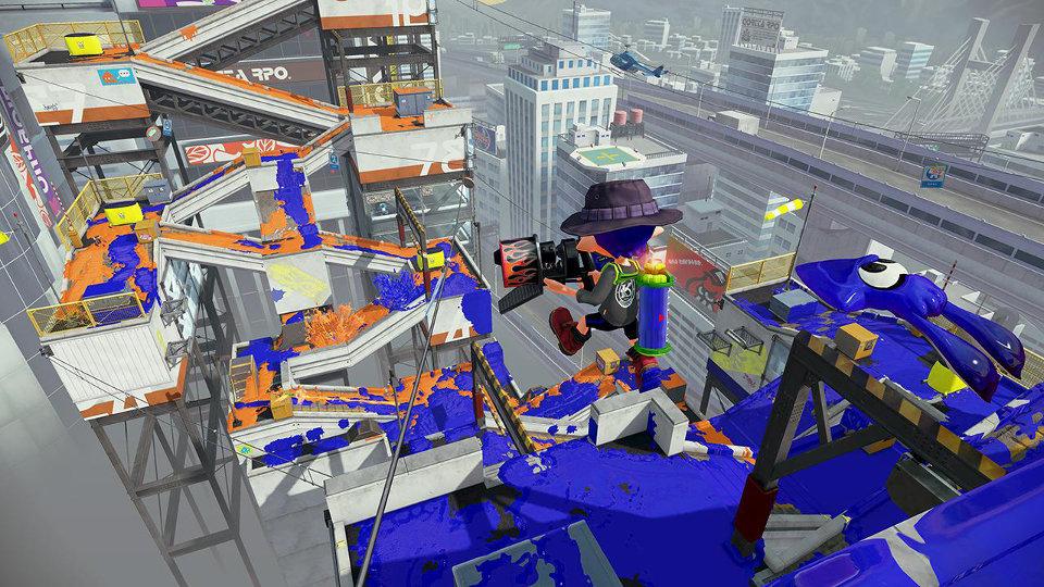 WiiU『スプラトゥーン』の販売は8.5万本。累計は54万本に―米任天堂が2015年7月期を報告