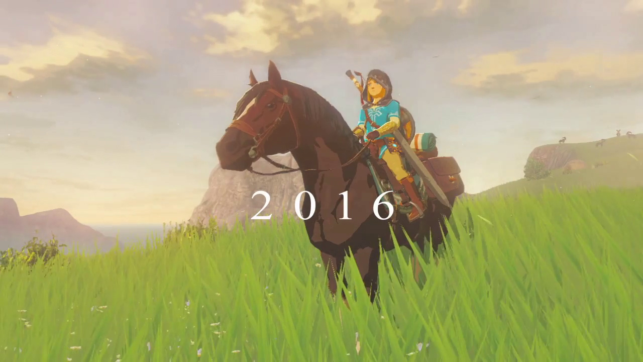 "WiiU『ゼルダの伝説』最新作は""2016年内""、『トワプリHD』で使った『amiibo ウルフリンク』とのデータ連動も"