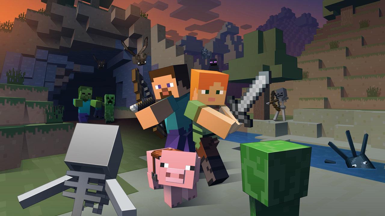 『Minecraft: Wii U Edition』、PROコン操作やボイスチャットに対応。GamePadでのアイテム管理は未実装