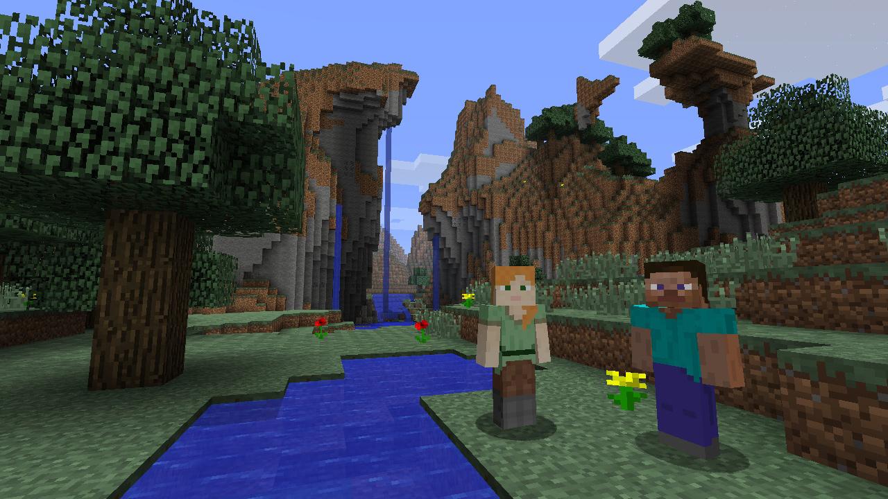 """『Minecraft: Wii U Edition』、パッケージ版も""""後日""""発売予定"""