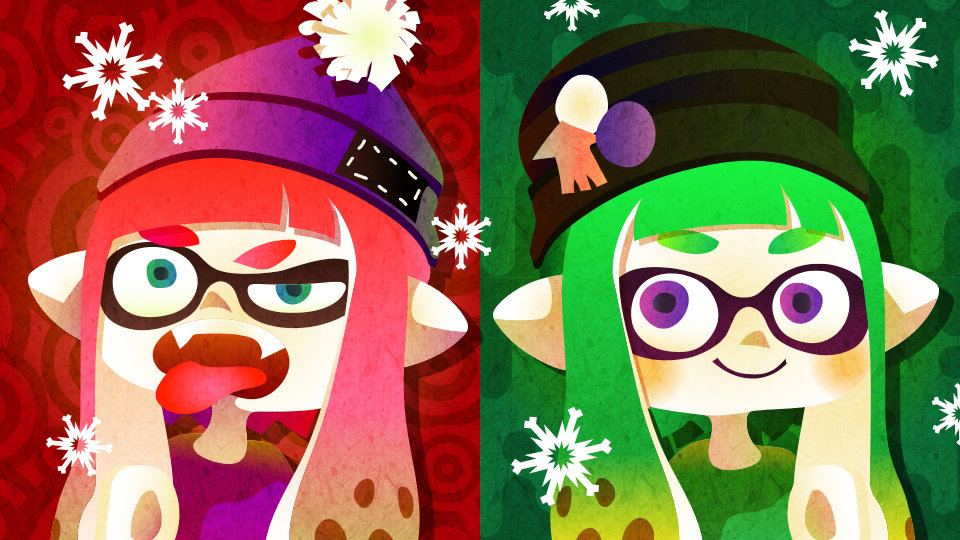 クリスマスプレゼントに影響が出そうなテーマ「悪い子vsいい子」で繰り広げられた、WiiU『スプラトゥーン』北米第9回フェスの結果
