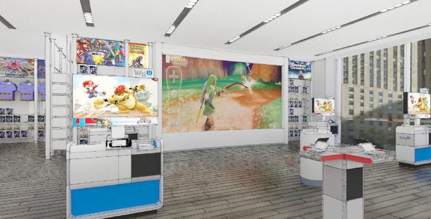 任天堂の旗艦店「Nintendo World Store」が大規模改装、新名称「Nintendo NY」として2月に再オープンへ