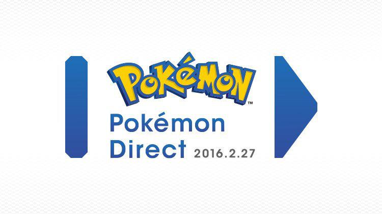 """任天堂、ポケモン20周年の27日0時より「Pokémon Direct 2016.2.27」を放送。海外公式""""ビッグポケモンニュース"""" **UPDATE"""