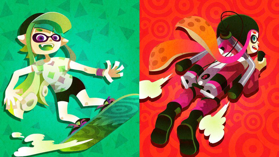 WiiU『スプラトゥーン』の欧米フェス、次回テーマは「ジェットパック vs ホバーボード」「雪だるま vs 砂のお城」