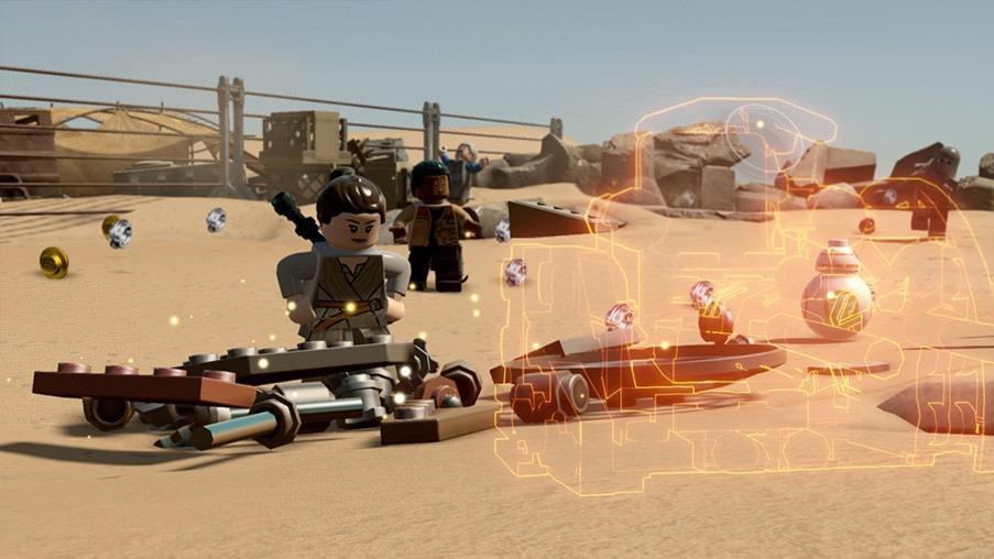 『LEGO スター・ウォーズ/フォースの覚醒』は10月発売、購入特典に限定版「フィン」のミニフィギュア