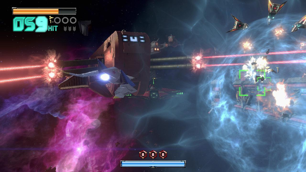 WiiU『スターフォックス ゼロ』の白熱のボス戦も確認できる北米版ゲームトレーラー