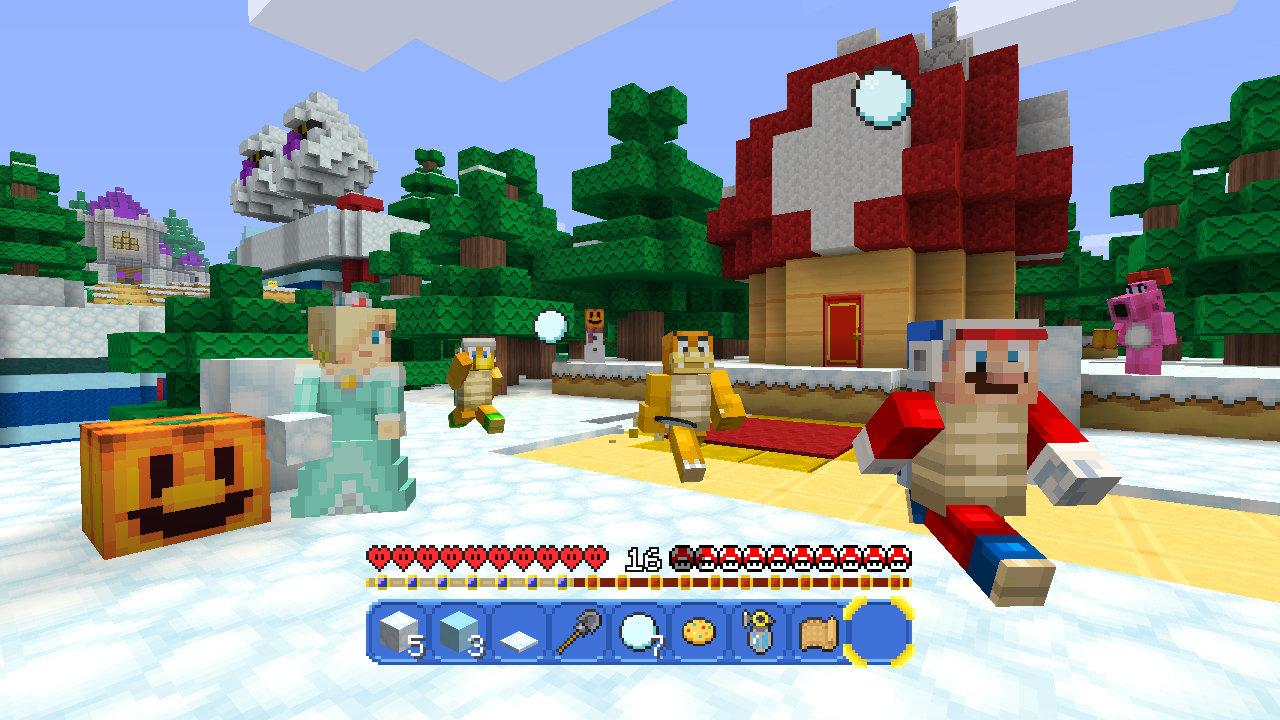 『Minecraft: Wii U Edition』パッケージ版、国内発売も6月に決定