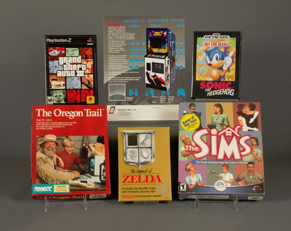 『ゼルダの伝説』『ソニック』など6作品が新たに「ビデオゲームの殿堂」入り