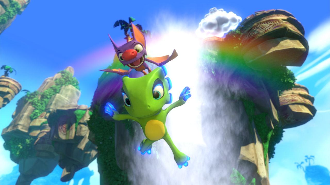 新規バディアクション『 Yooka-Laylee 』、元レア Playtonic が担当する内製開発は WiiU / PC 版。その理由とは