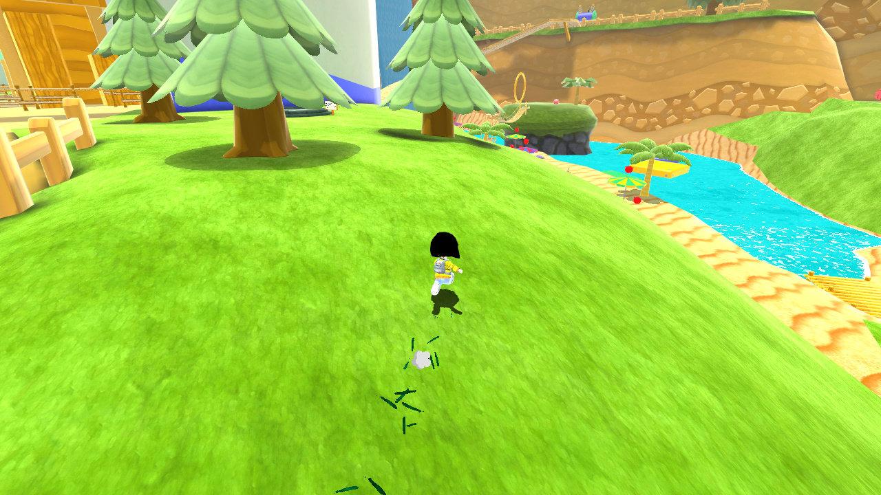 WiiU『FreezeME』の国内配信が7月6日に決定、N64時代ライクな箱庭3Dアクション
