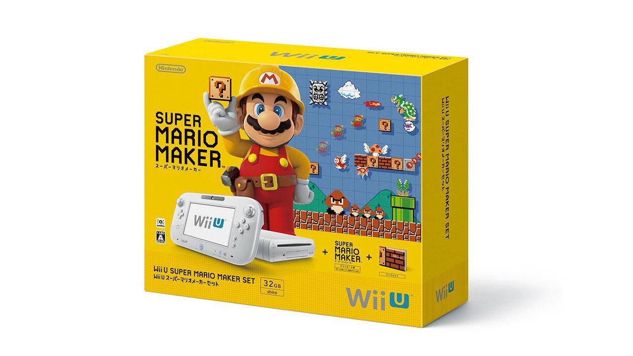 任天堂「Wii U スーパーマリオメーカー セット」が近日生産終了へ
