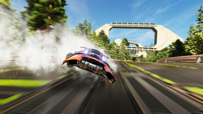 "Shin'en の超高速SFレース、WiiU『FAST Racing NEO』 ""Neo Future Pack"" DLC トレーラー"