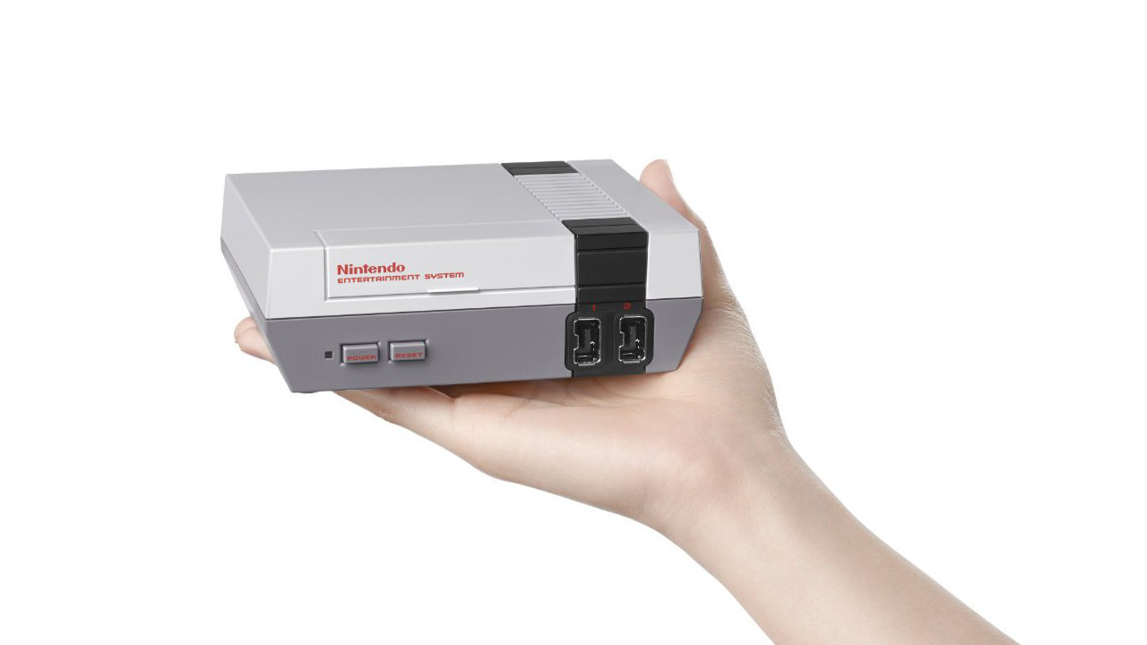 復刻版ファミコン『NES Classic Edition』に表示オプション、くっきりDbDと懐かしのCRT(ブラウン管)モード