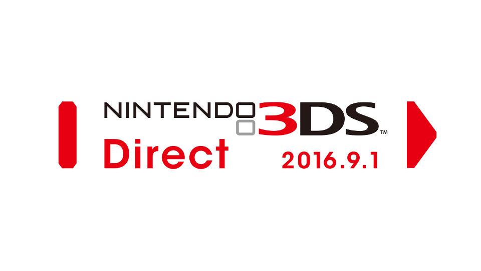 年内に予定される新作3DSソフトが中心のニンテンドーダイレクトが9月1日に放送、「NX」やスマホは無し