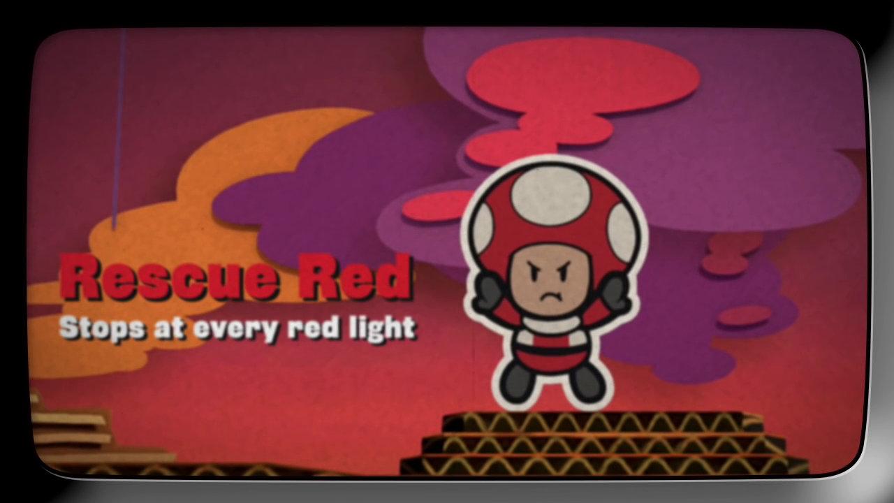 Paper Mario: Color Splash – Rescue V: Episode 2