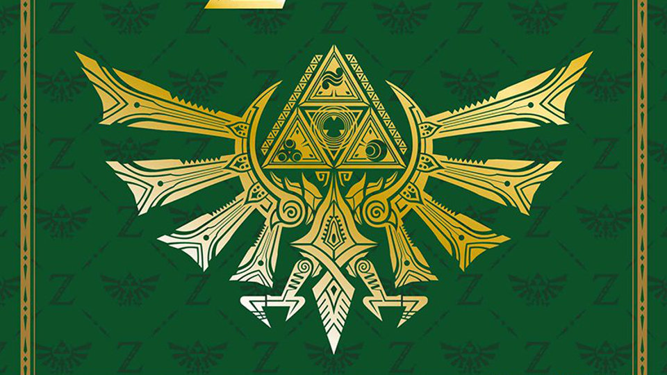 全3集刊行予定の『ゼルダの伝説 30周年記念書籍』、第2集は2016年冬、第3集は2017年に