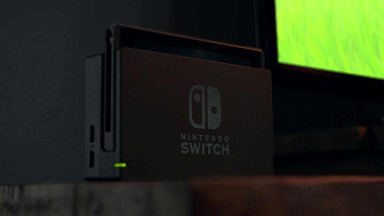 任天堂が「Nintendo Switch」の『amiibo』対応やドックの主要機能に回答、タッチ操作に関してはノーコメント