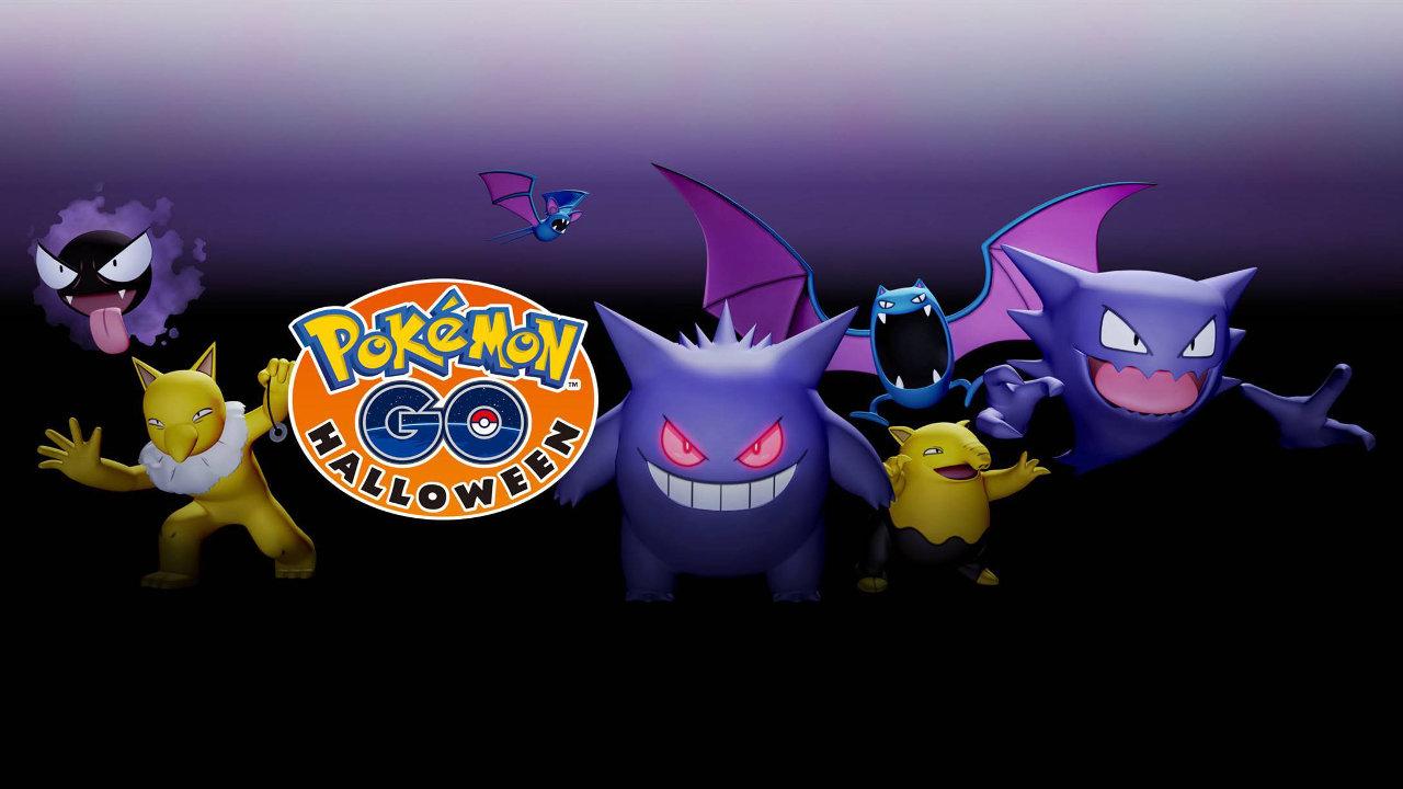 『ポケモンGO』でハロウィンイベント、一部ポケモンの出現率アップやアメの獲得数増