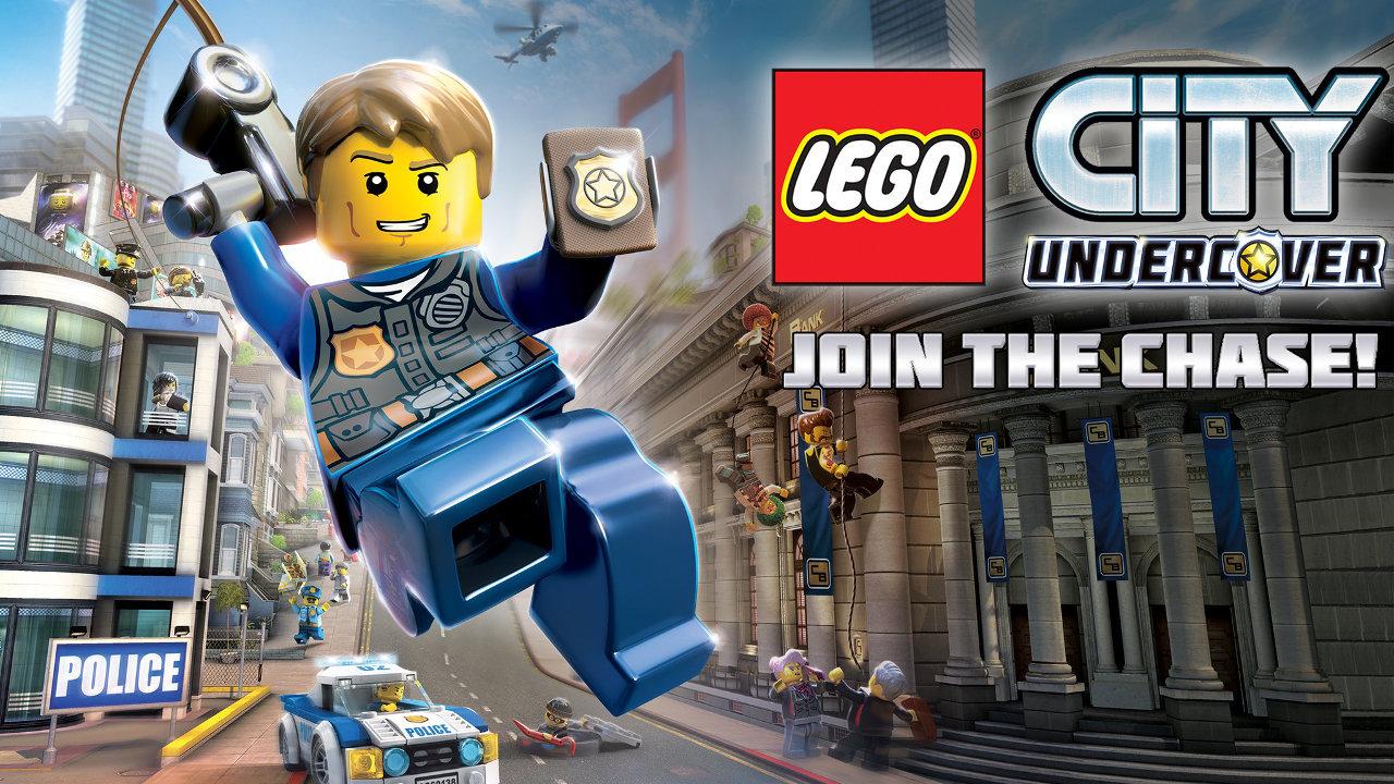 Nintendo Switch にも対応する『LEGO City: Undercover』新作が2017年春に発売