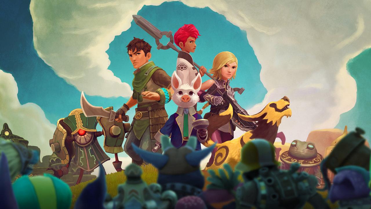 SnowCastle Games、『Earthlock: Festival Of Magic』を Nintendo Switchにも対応予定