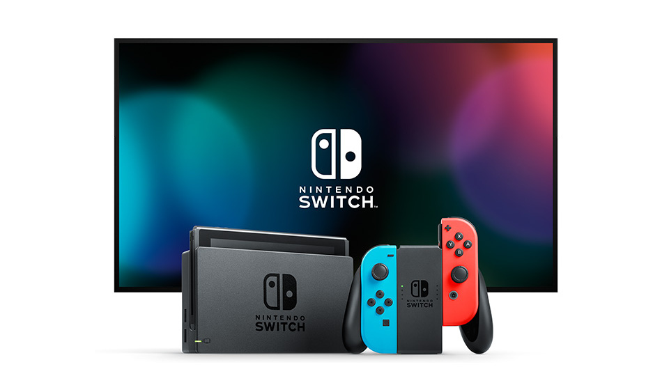 Nintendo Switch - TVモード