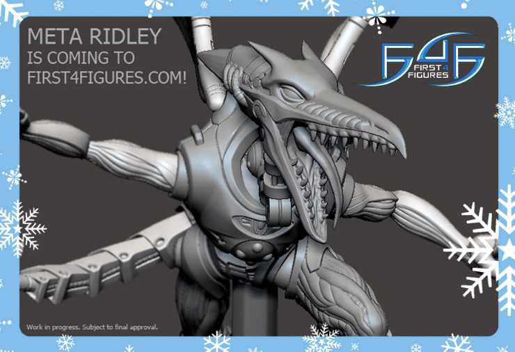 First 4 Figures - META RIDLEY
