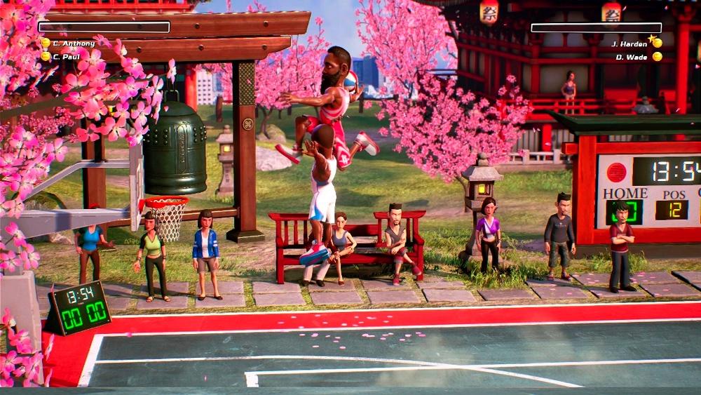 NBA Playgrounds (NBAプレイグラウンド)