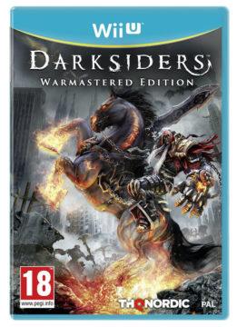 Darksiders: Warmastered Edition - Wii U Boxart