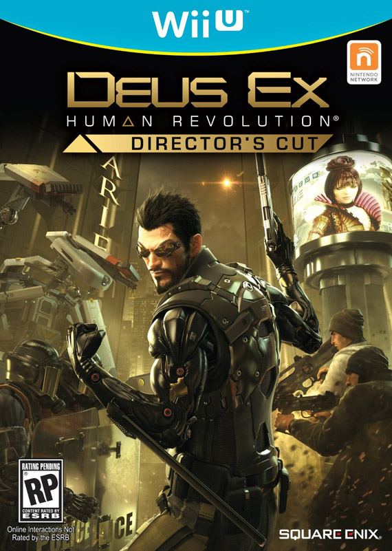 Deus Ex: Human Revolution Director's Cut BoxArt