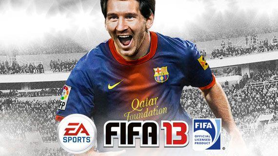 iOS版『FIFA 13』がリリース。さ...
