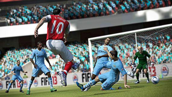 FIFA 13 情報まとめ   t011.org