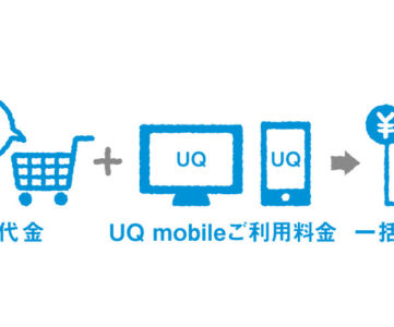 【auかんたん決済】UQ mobile回線ユーザーも利用できる、設定手順