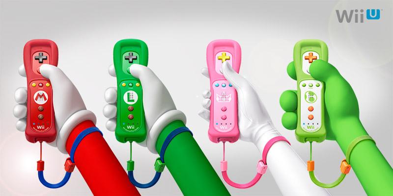WiiU 周辺機器・アクセサリ 任天堂公式製品