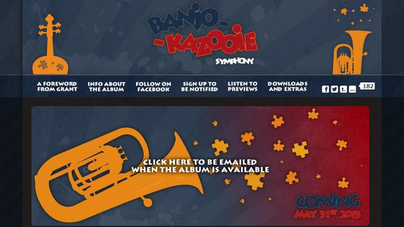 『Banjo-Kazooie Symphony』、『バンジョーとカズーイの大冒険』の音楽がSynthetic Orchestraの手によってオーケストラサウンドに