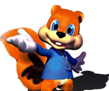 N64『Conker's Bad Fur Day』のデザイナー、Wii U向けゲームを開発へ