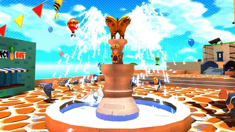 『A Hat in Time』、全てのストレッチゴールを達成。『バンジョーとカズーイの大冒険』のコンポーザーGrant Kirkhope氏が楽曲提供へ