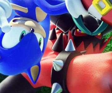 Wii U/3DS『ソニック ロストワールド』、カラーパワーや各バージョンごとの特徴などさらなるゲームディティール