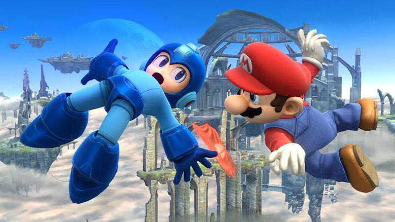 Wii U/3DS『スマブラ』、タッチスクリーン操作は特色にせず
