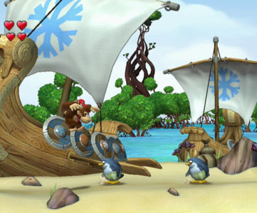 Wii U『ドンキーコング トロピカルフリーズ』、『スーパードンキーコング』シリーズの作曲家David Wise氏が参加