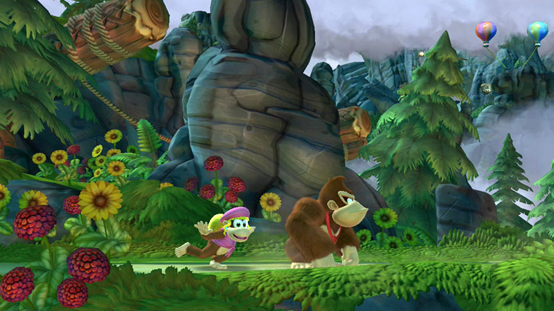 Wii U『ドンキーコング トロピカルフリーズ』、任天堂の山本氏らも楽曲制作に参加