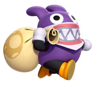 【NewルイージU】Wii U『New スーパールイージ U』で1人プレイの時も「トッテン」で遊ぶ方法