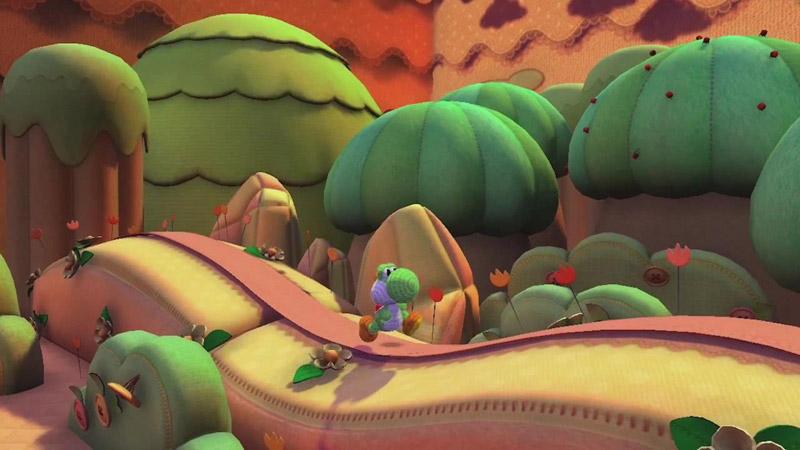任天堂、Wii U『毛糸のヨッシー』のE3 2013出展見送りは「準備が整っていないため」。難易度のバランス調整も示唆