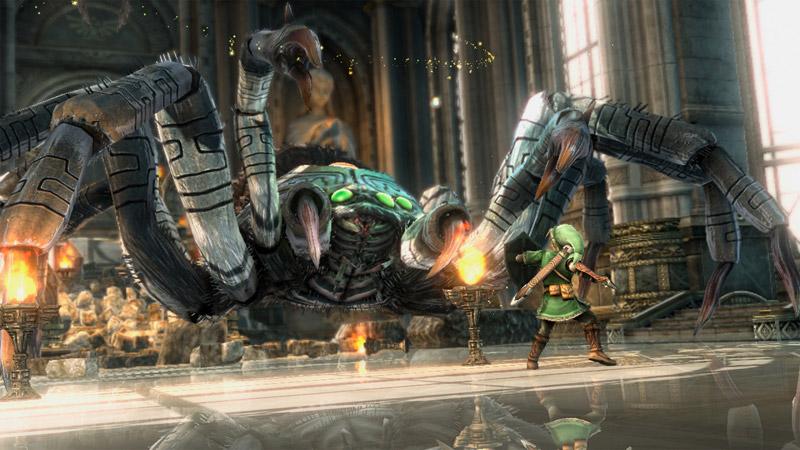 Wii U『ゼルダの伝説』最新作は、目新しい斬新な要素が特徴に。青沼Pが語る