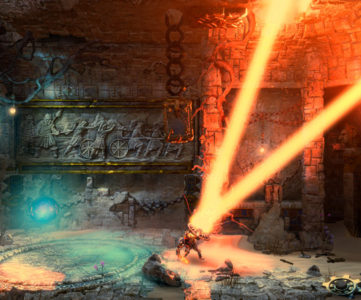 『Trine 2』開発のFrozenbyteが語る、Wii U eショップ環境の魅力